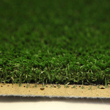 Arena Padded Artificial Turf with White Inlaid Turf Lines for Gyms
